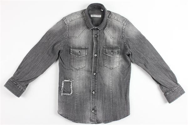 AUSTIN MEKS   shirt   00090BLACK