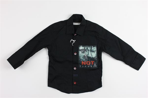 AUSTIN MEKS   shirt   BOWIEBLACK