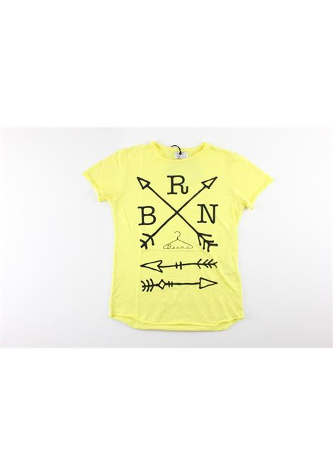 BERNA | t_shirt | BRNS8001TSYELLOW
