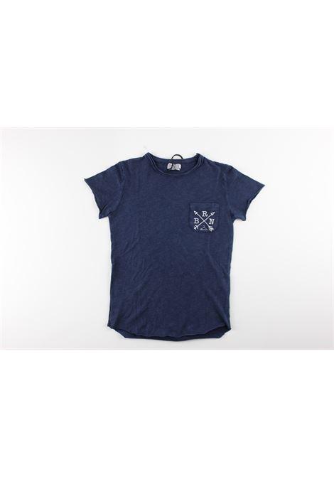 BERNA | T-shirts | BRNS8007TSBLUE NAVY