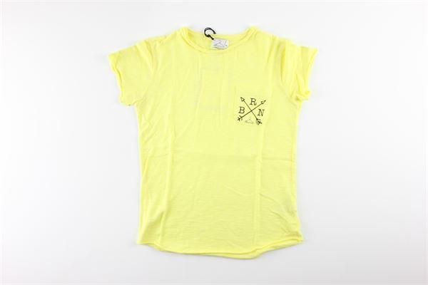 BERNA | T-shirts | BRNS8007TSYELLOW