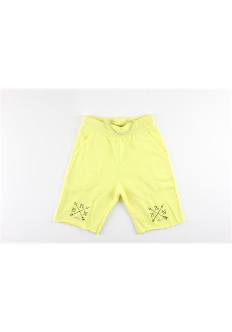 BERNA | short pant | BRNS8008BEYELLOW
