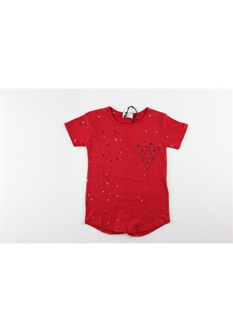 m/m con stampa BERNA | T-shirts | BRNS8013TSRED