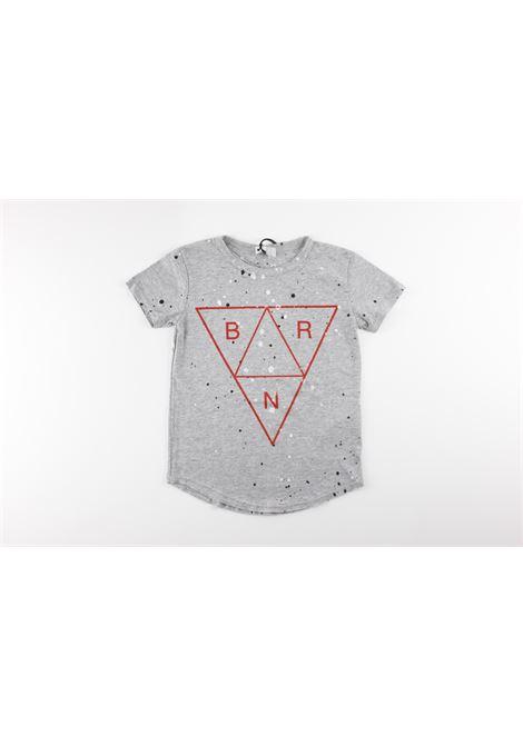 BERNA | t_shirt | BRNS8015TSLIGHT GREY