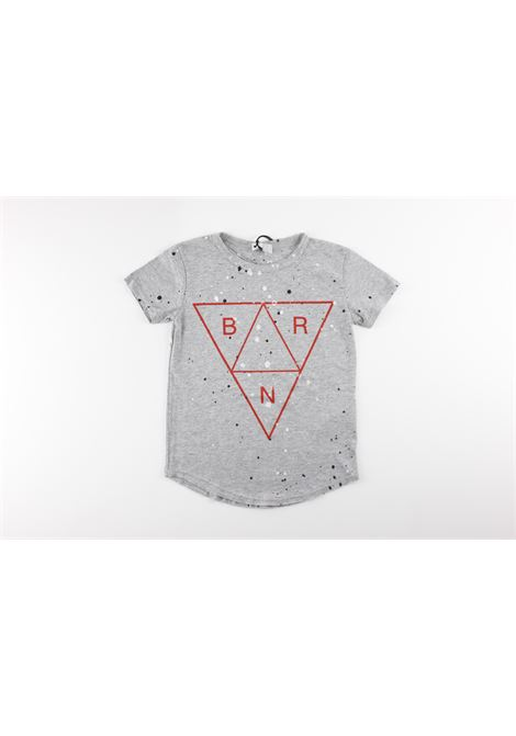 con stampa BERNA | T-shirts | BRNS8015TSLIGHT GREY