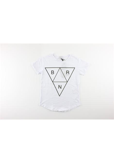 con stampa BERNA | T-shirts | BRNS8015TSWHIT