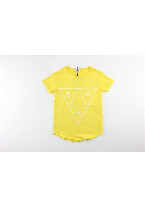 con stampa BERNA | T-shirts | BRNS8015TSYELLOW