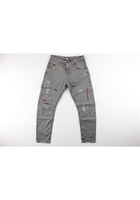 BERNA | pants | BRNS8033PADARK GREY