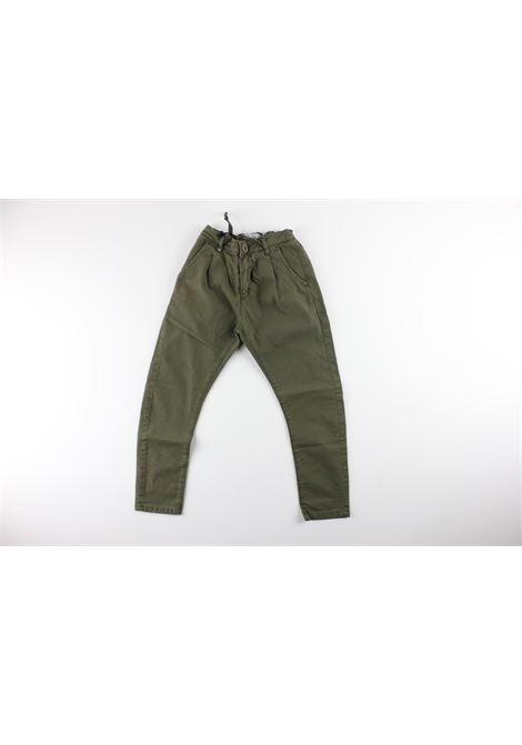 BERNA | pants | BRNS8037PAMILITARY GREEN