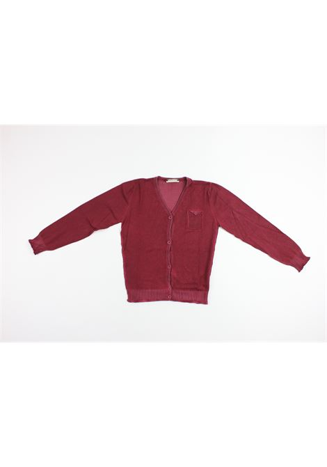 con taschino BEST BAND | Cardigan | BA340343BORDEAUX