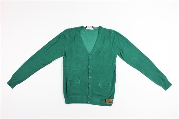 con tasche BEST BAND | Cardigan | BA340503GREEN