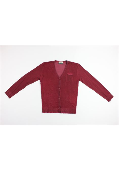 con taschino BEST BAND | Cardigan | BA340533BORDEAUX
