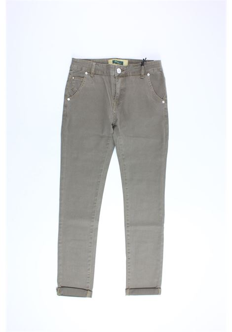5 tasche BEST BAND | Pantaloni | BA351522FANGO