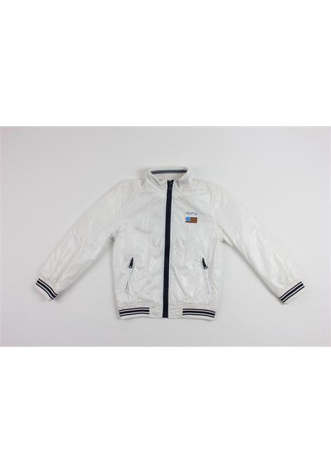 con zip BEST BAND | Giubbini | BA80366WHITE
