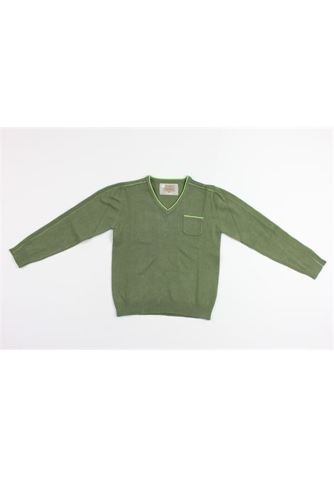 con taschiono BEST BAND | Shirts | BE340324GREEN