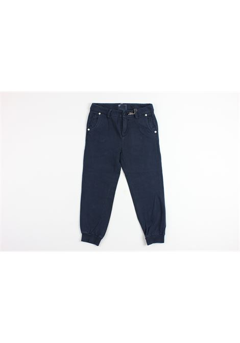 con elastico alla cavioglia BEST BAND | Pantaloni | BE351362BLUE