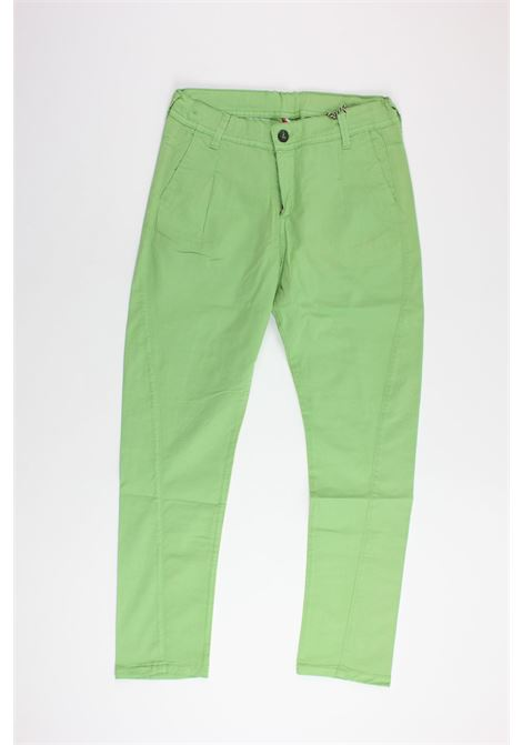 tasca america BEST BAND | Pantaloni | BE351561GREEN
