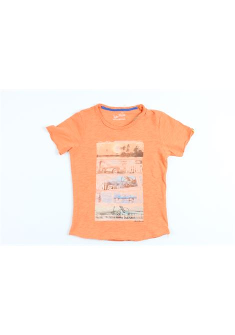con stampa BEST BAND | T-shirts | BE410326ORANGE