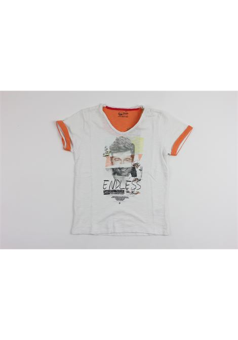 con stampa BEST BAND | T-shirts | BE410353WHITE