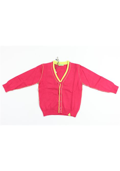 bicolore BEST BAND | Cardigan | BE440109FUXIA