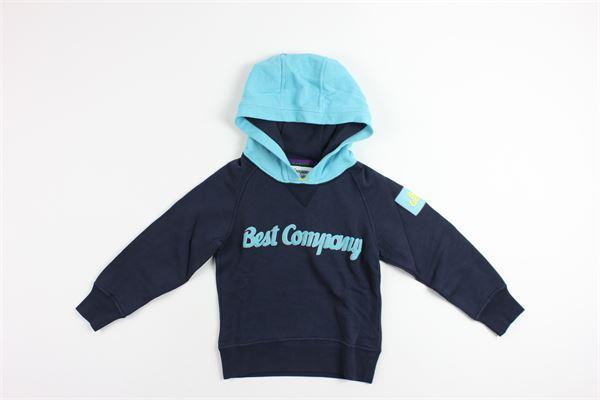 BEST COMPANY   sweatshirt   680201BLUE