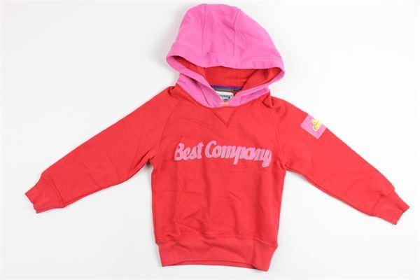 BEST COMPANY   sweatshirt   680201RED