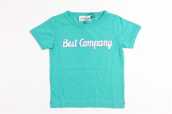 BEST COMPANY   t_shirt   680215GREEN