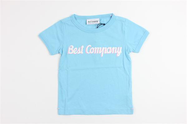 BEST COMPANY   t_shirt   680215LIGHT BLU