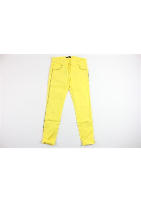 BLUMARINE   pants   32JPL62YELLOW