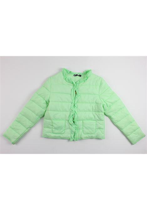BLUMARINE   jacket   34JPN51GREEN
