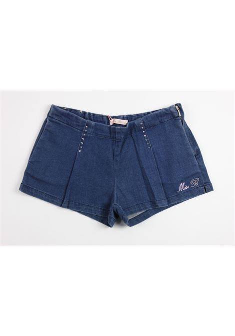 BLUMARINE   shorts   5DP004E041S80535DENIM