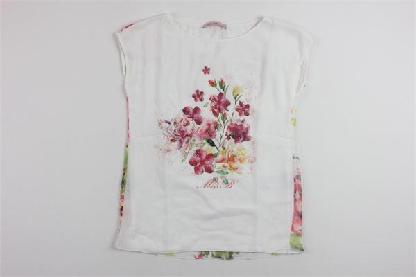 BLUMARINE   shirt   9318WHITE
