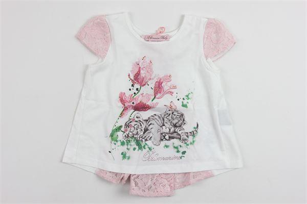 BLUMARINE   t_shirt   9331WHITE