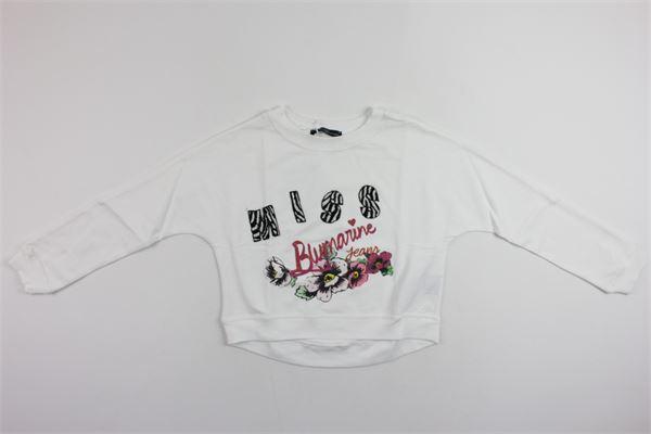 BLUMARINE   sweatshirt   FL50WHITE