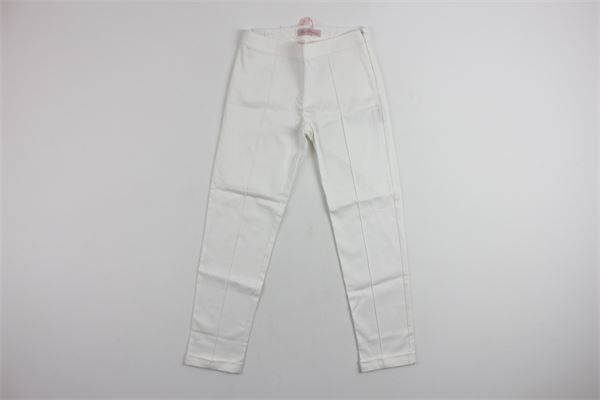 BLUMARINE   pants   PL57WHITE
