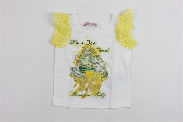 BLUMARINE   t_shirt   TO55WHITE