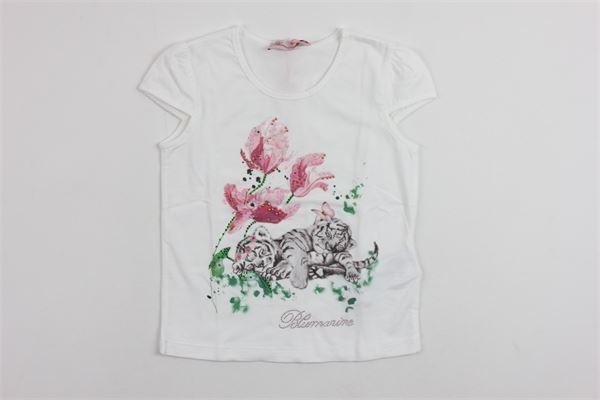 BLUMARINE   t_shirt   TS62WHITE