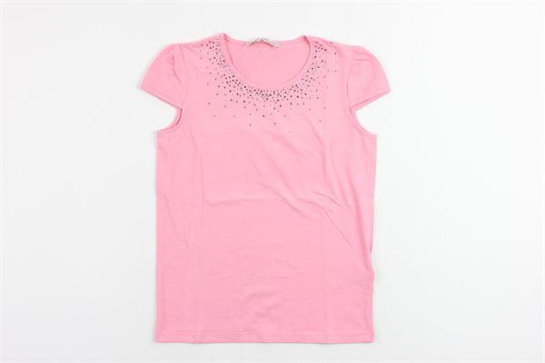 BLUMARINE   t_shirt   TS63PINK