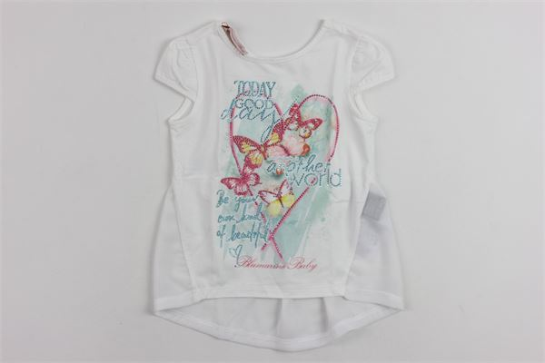 BLUMARINE   t_shirt   TS70WHITE