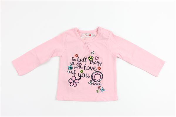 BOBOLI   shirt   204062PINK
