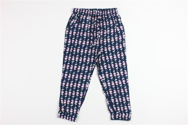 BOBOLI | pants | 205018FANTASY