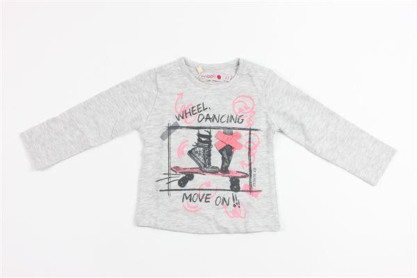 BOBOLI   shirt   244011GREY