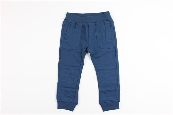tinta unita BOBOLI | Pantaloni | 395018BLUE