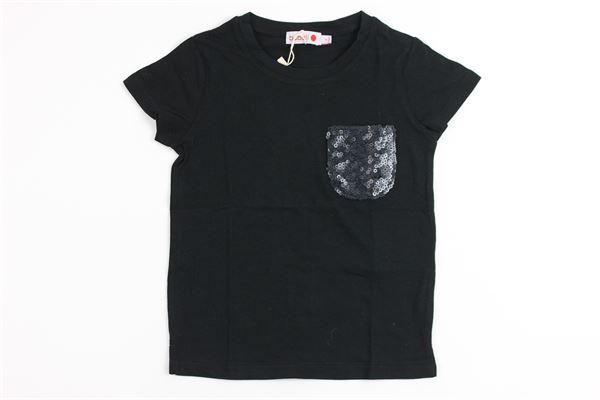 BOBOLI   t_shirt   495109BLACK