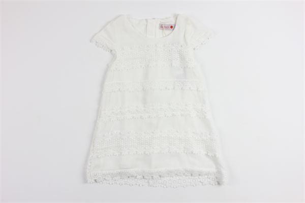 BOBOLI   Dress   705002WHITE