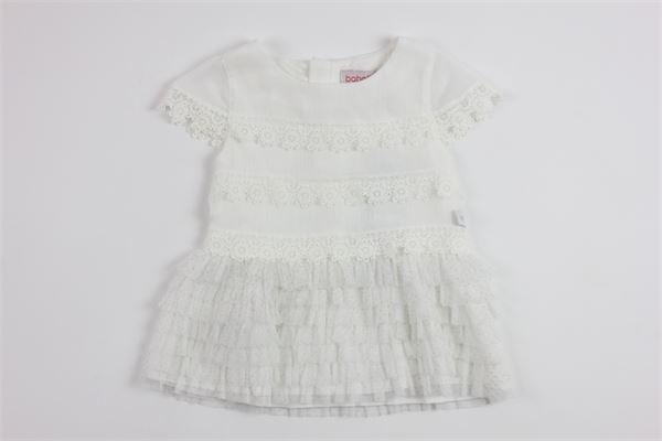BOBOLI   Dress   705024WHITE