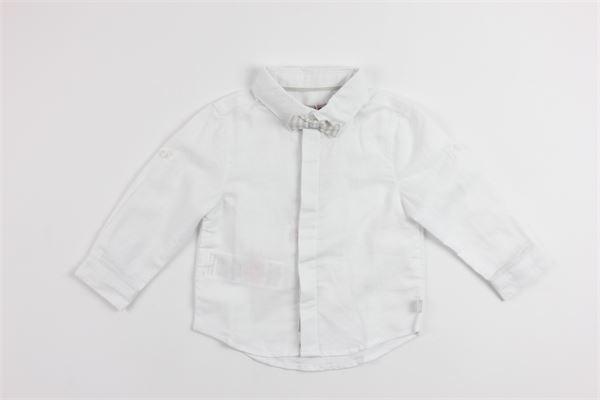con fiocchetto BOBOLI | Camicie | 715036WHITE