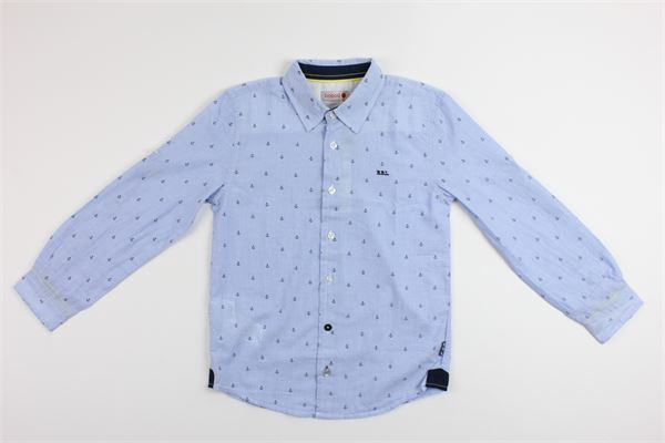 BOBOLI | shirt | 733238LIGHT BLU