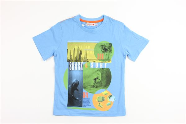 BOBOLI | t_shirt | 835185LIGHTBLU