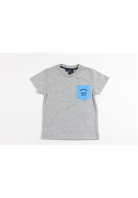 BROOKSFIELD | t_shirt | 14SBNMTE50GREY